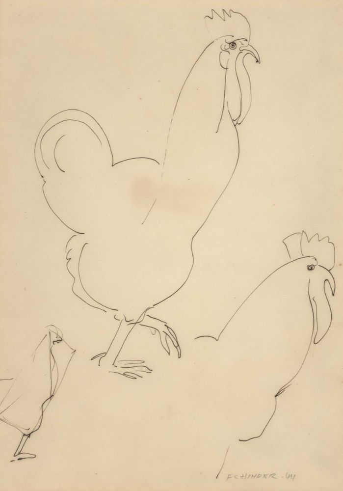[Roosters]. Frank Hinder, Aust.