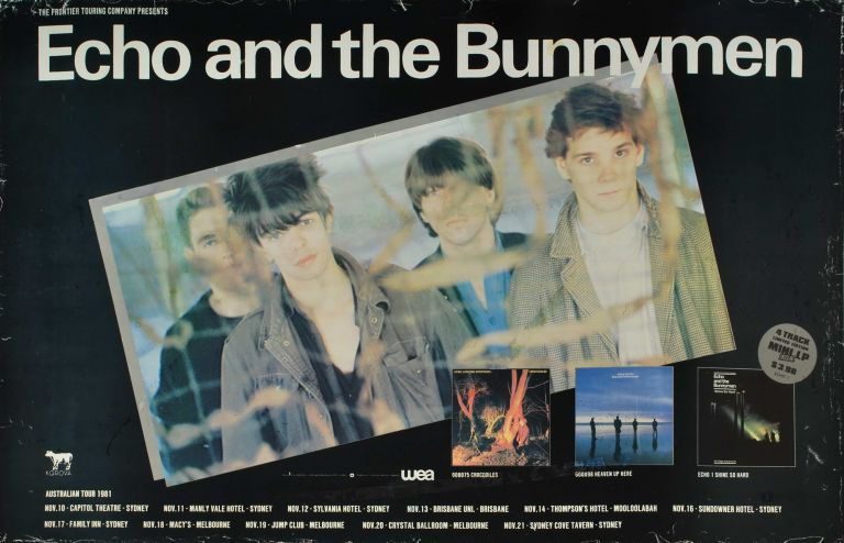 Echo And The Bunnymen [Band]