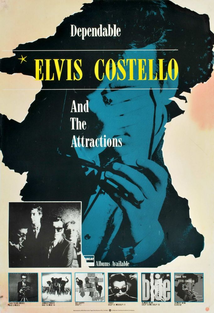Dependable Elvis Costello And The Attractions [Band]
