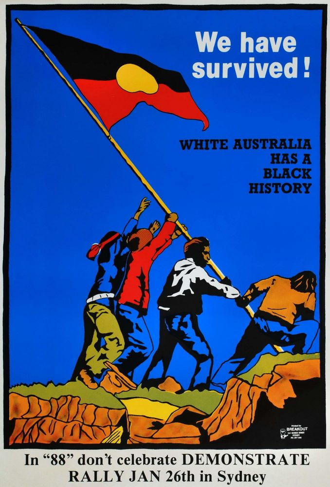 We Have Survived! White Australia Has A Black History