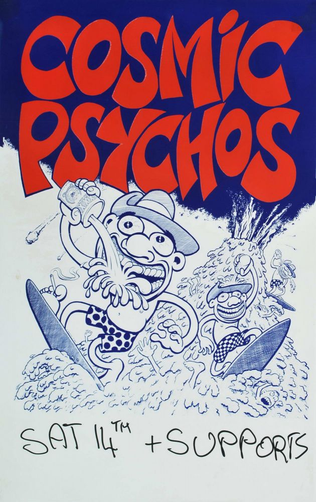 Cosmic Psychos [Band]