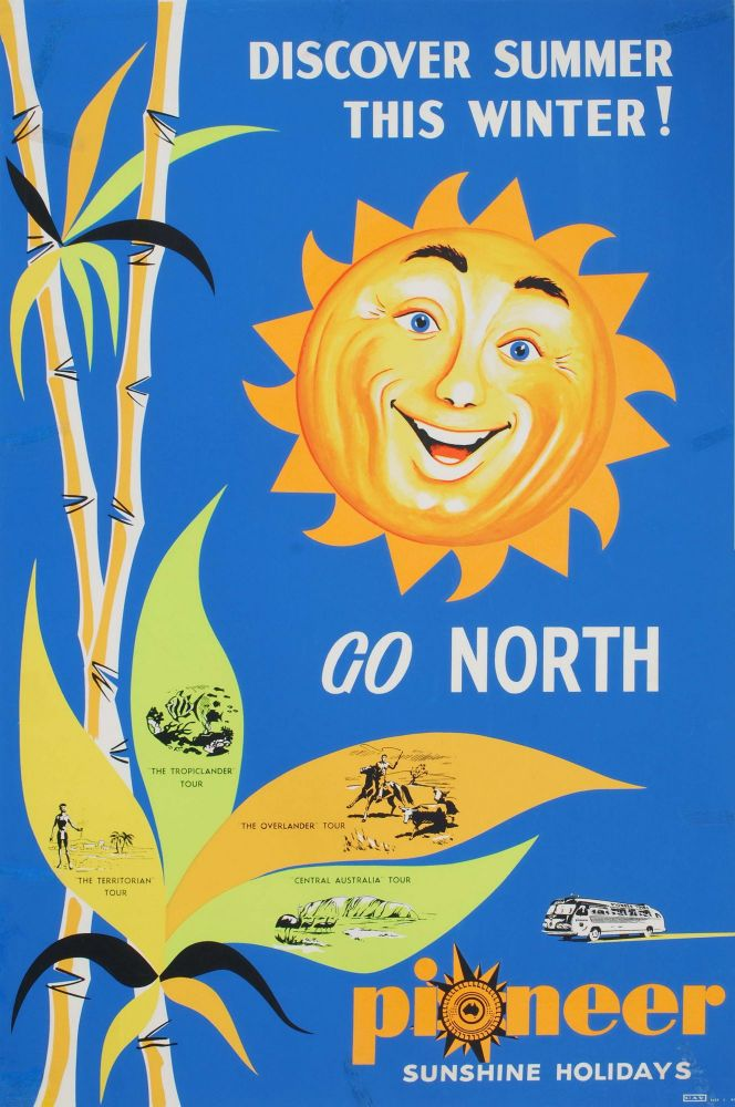 Discover Summer This Winter! Go North