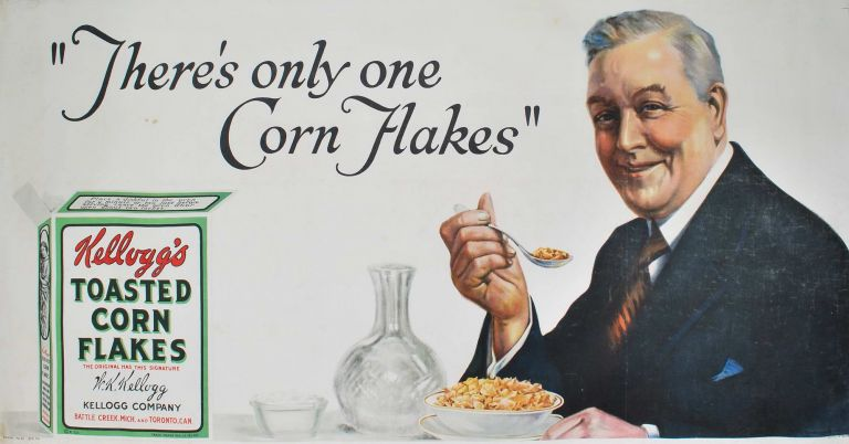 There's Only One Corn Flakes