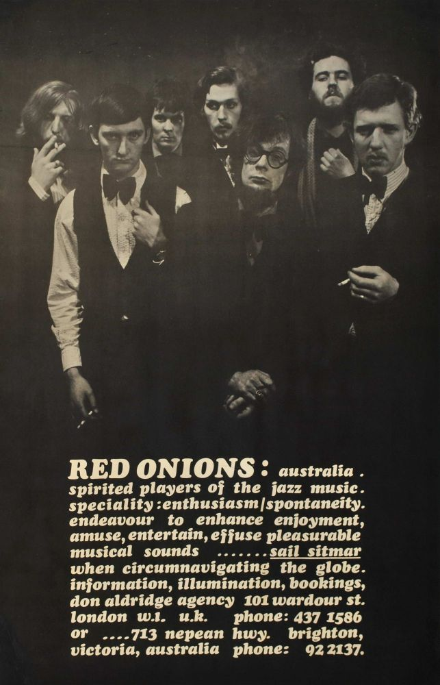 Red Onions [Band]