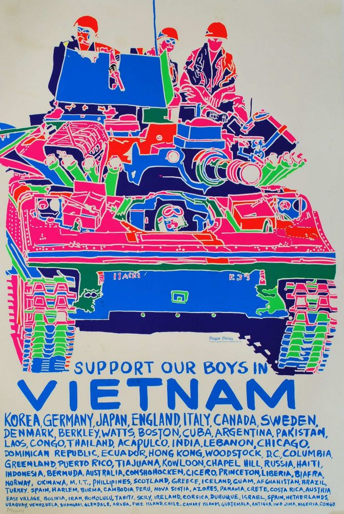 Support Our Boys In Vietnam