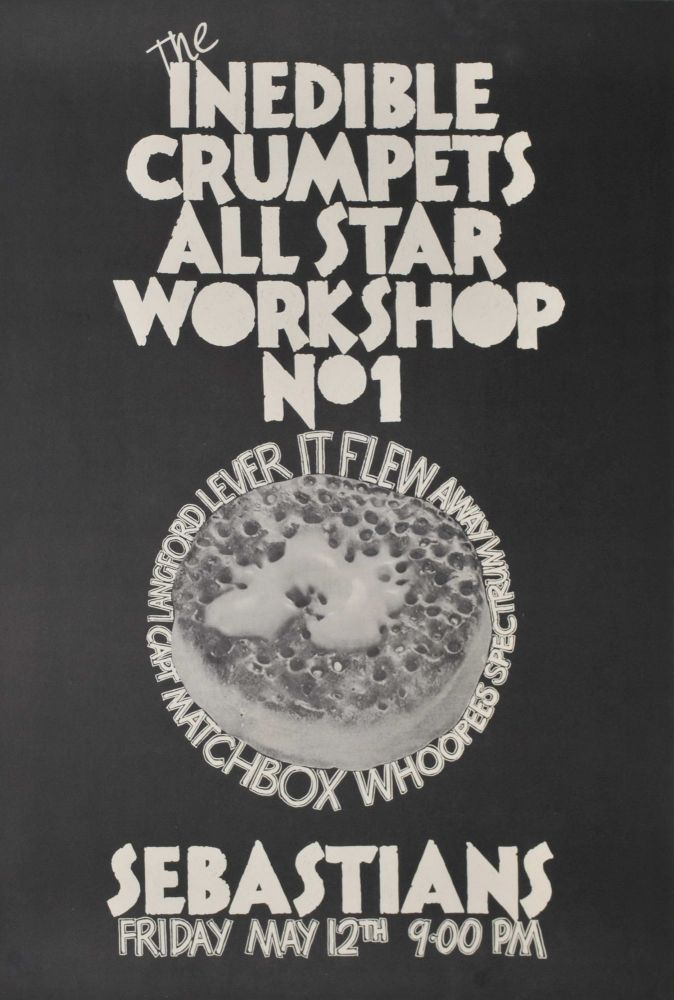 The Inedible Crumpets All Star Workshop No. 1 [Band]