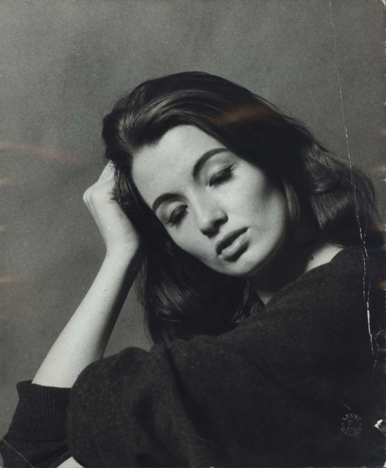 The Story Of The Century: Christine Keeler [Profumo Affair]. Lewis Morley, 1925–2013 British/Australian.