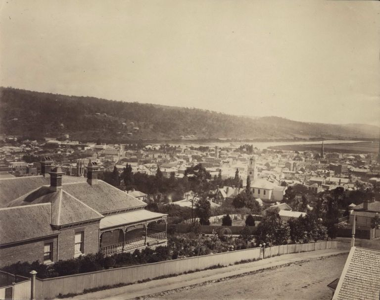 [Launceston, Tasmania]. Stephen Spurling II, 1847–1924 Aust.