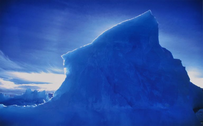 Ice Tooth, Andvord Bay [Antarctica]. Robin Smith, b.1927 NZ/Aust.