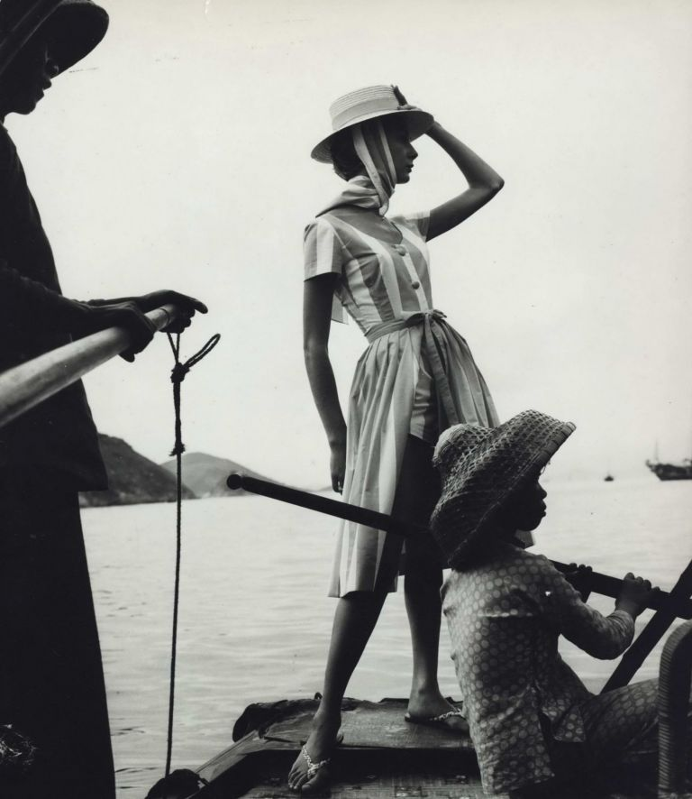 Janice Wakely In Hong Kong. Henry Talbot, 1920–1999 Aust.