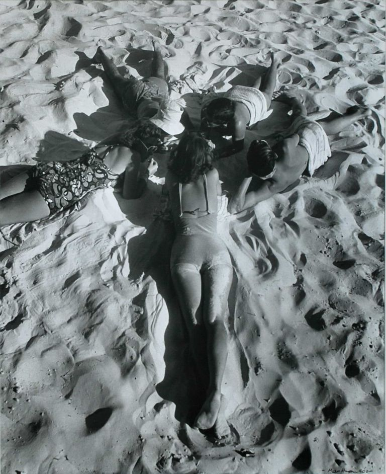The Office Worker's Dream. Max Dupain, 1911–1992 Aust.