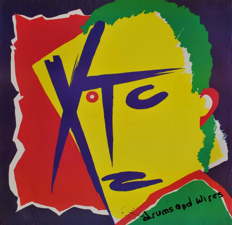 """XTC """"Drums And Wires"""" [Band]"""
