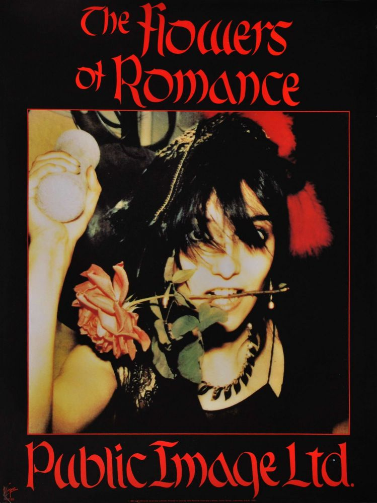 """The Flowers Of Romance."" Public Image Ltd [Band]"