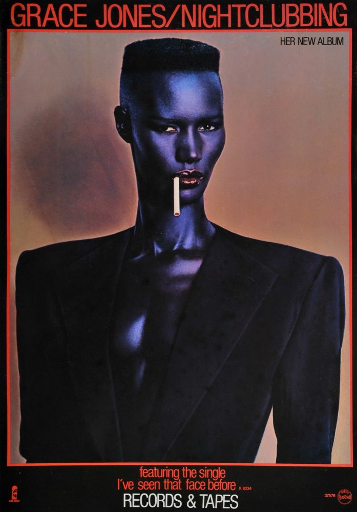 "Grace Jones ""Nightclubbing"" [Band]"