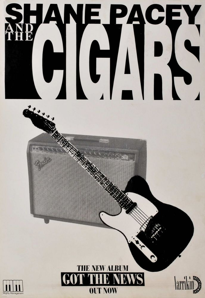 Shane Pacey And The Cigars [Band]