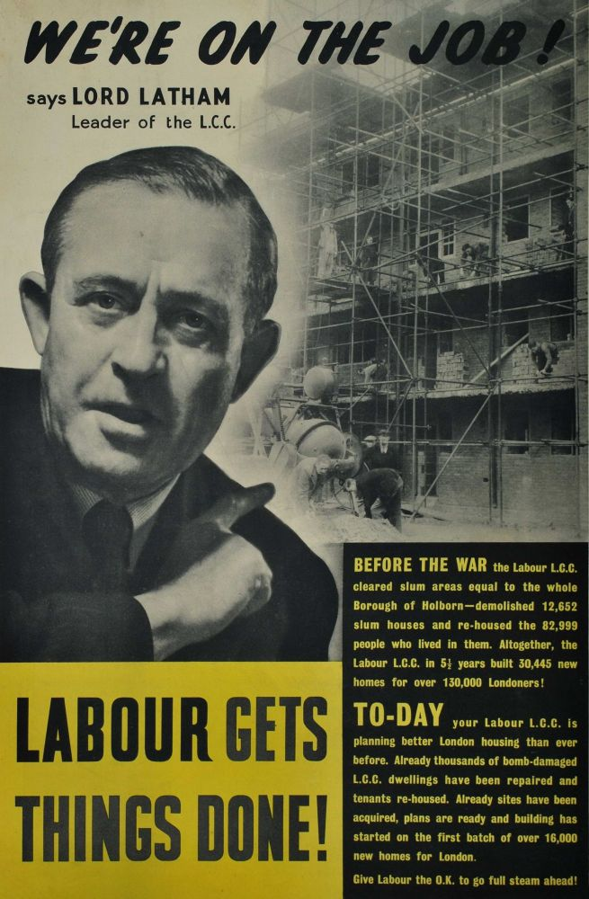 Labour Gets Things Done! [UK]