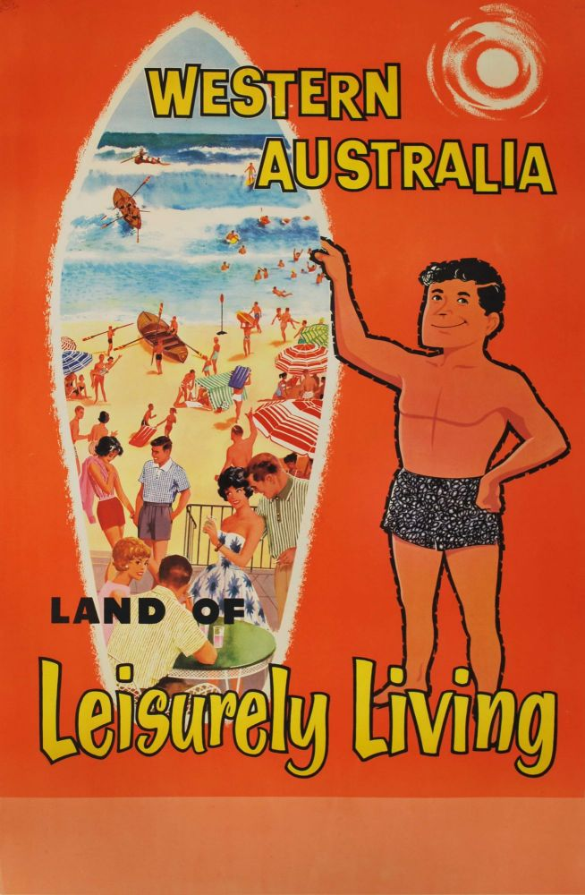 Western Australia, Land Of Leisurely Living