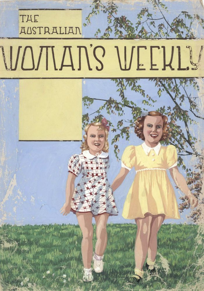 Artwork For Two Women's Magazine Covers