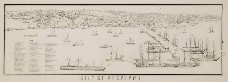 City Of Auckland [NZ]