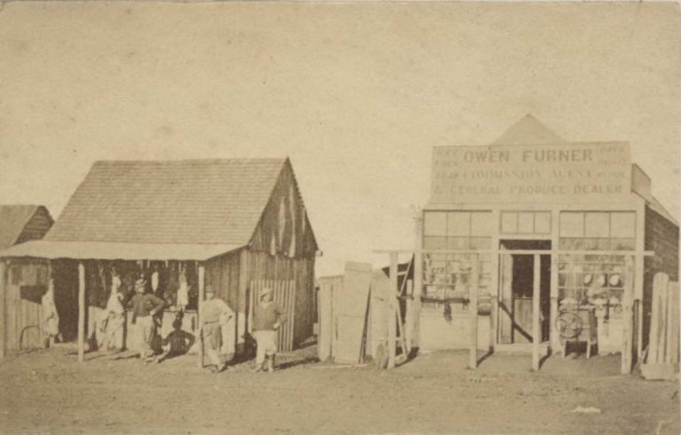 Owen Furner, Commission Agent & General Produce Dealer [Goulburn, NSW]