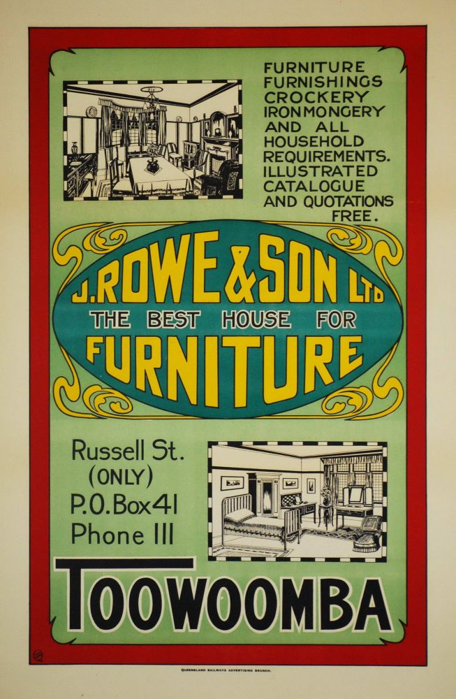 J. Rowe & Son Ltd. The Best House For Furniture