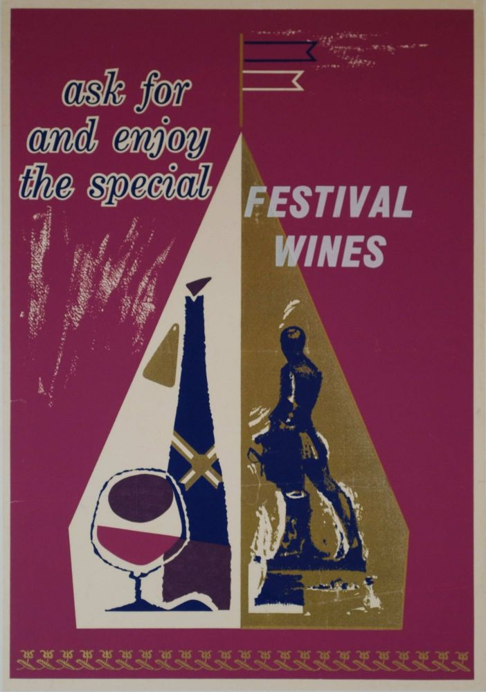 Ask For And Enjoy The Special Festival Wines [Adelaide, SA]