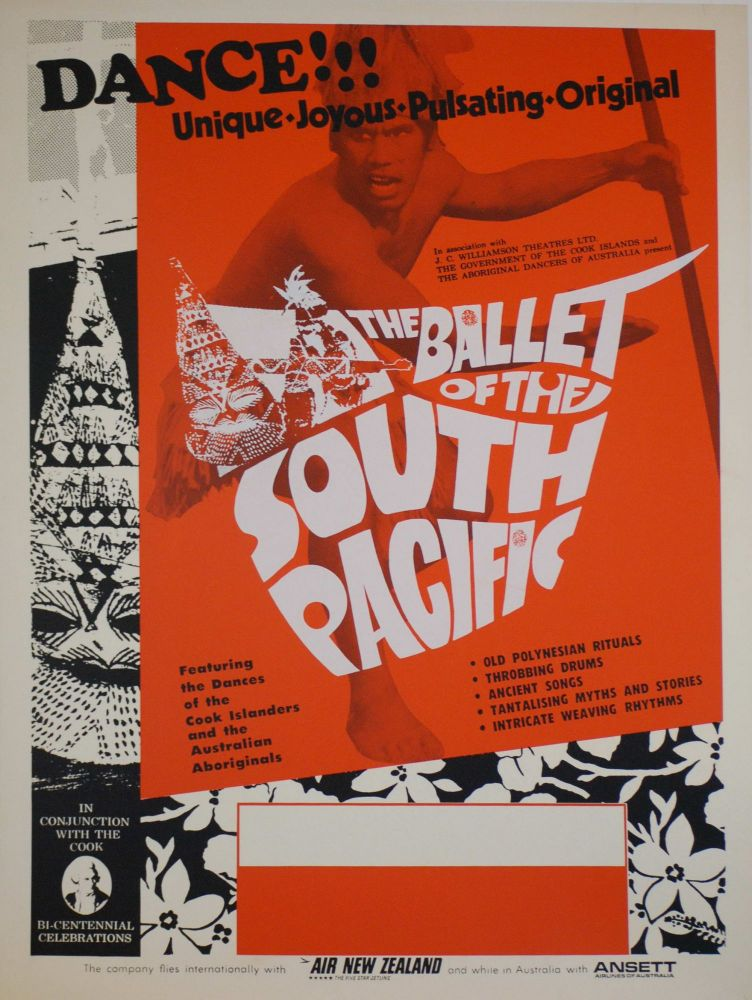 Ballet Of The South Pacific [Performers]