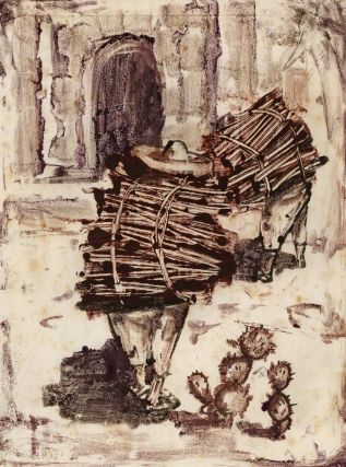Wood Carrier. Clifton Pugh, Australian