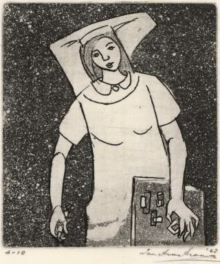 Nurse With Medications]. Ian Armstrong, Aust