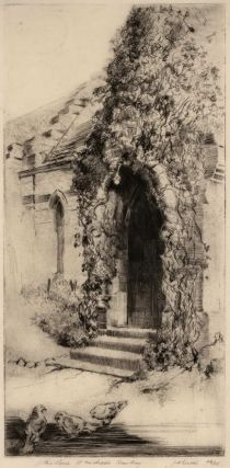 The Porch, St Michael's, Rose Bay. James A. Crisp, Aust