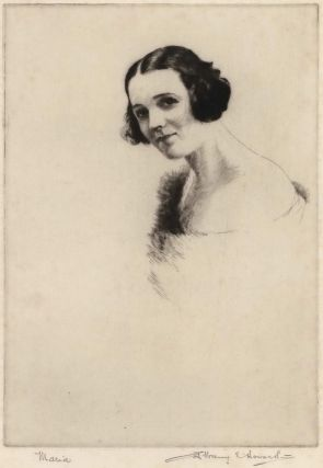 Maria. Albany E. Howarth, British