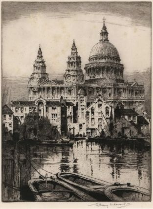 [St Paul's Cathedral, London]. Albany E. Howarth, Brit.