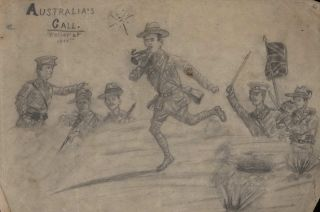 [WWI, Dunstan's School And Other Subjects]