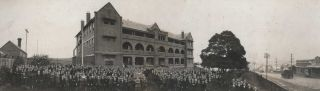 Fort Street [Boys' High School, Petersham]. R P. Moore, Aust./NZ