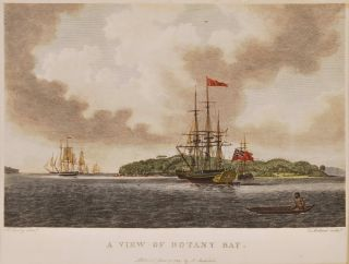 A View Of Botany Bay. After Robert Cleveley, British