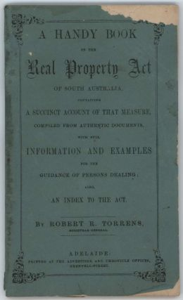 [Collection Of Three Important Booklets Concerning Land Ownership]