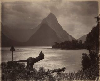 Milford Sound, New Zealand]. Burton Bros, NZ