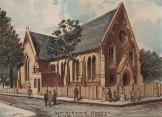 Baptist Church, Newtown