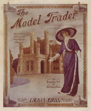 """The Model Trader"" [Cover Pages"
