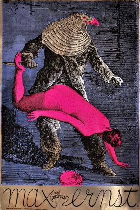 Max Ernst. The Birdman. Martin Sharp, Aust
