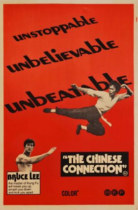"""The Chinese Connection"", Bruce Lee [Movie"