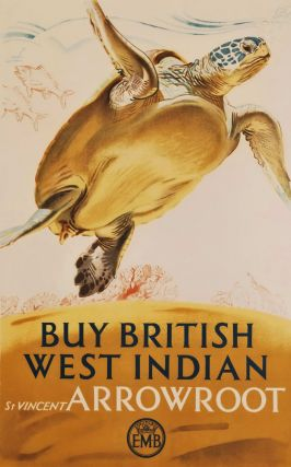 Buy British West Indian St Vincent Arrowroot. F C. Herrick, British.