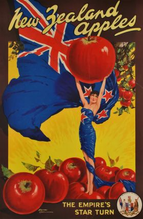 New Zealand Apples. The Empire's Star Turn