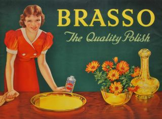 Brasso, The Quality Polish