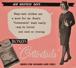 "Bond's ""Cottontails"" Briefs For Women And Girls"
