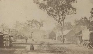 Main Street, Home Rule, NSW] and [Woman Standing In Doorway, Gulgong, NSW]. Henry Beaufoy...