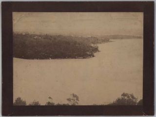 [Campells Wharf, Sydney]; Sydney, St Mark's Steeple; and North Shore, Sydney Harbour