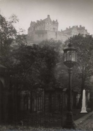 Edinburgh. E O. Hoppé, British