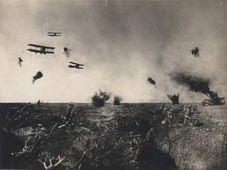 Action At Zonnebeke, Belgium]. Frank Hurley, Aust