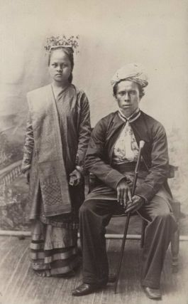 Javanese Prince And Princess